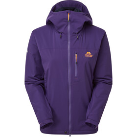 Mountain Equipment Kinesis Kurtka Kobiety, tyrian purple